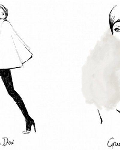 Garance Doré opens her first e-boutique