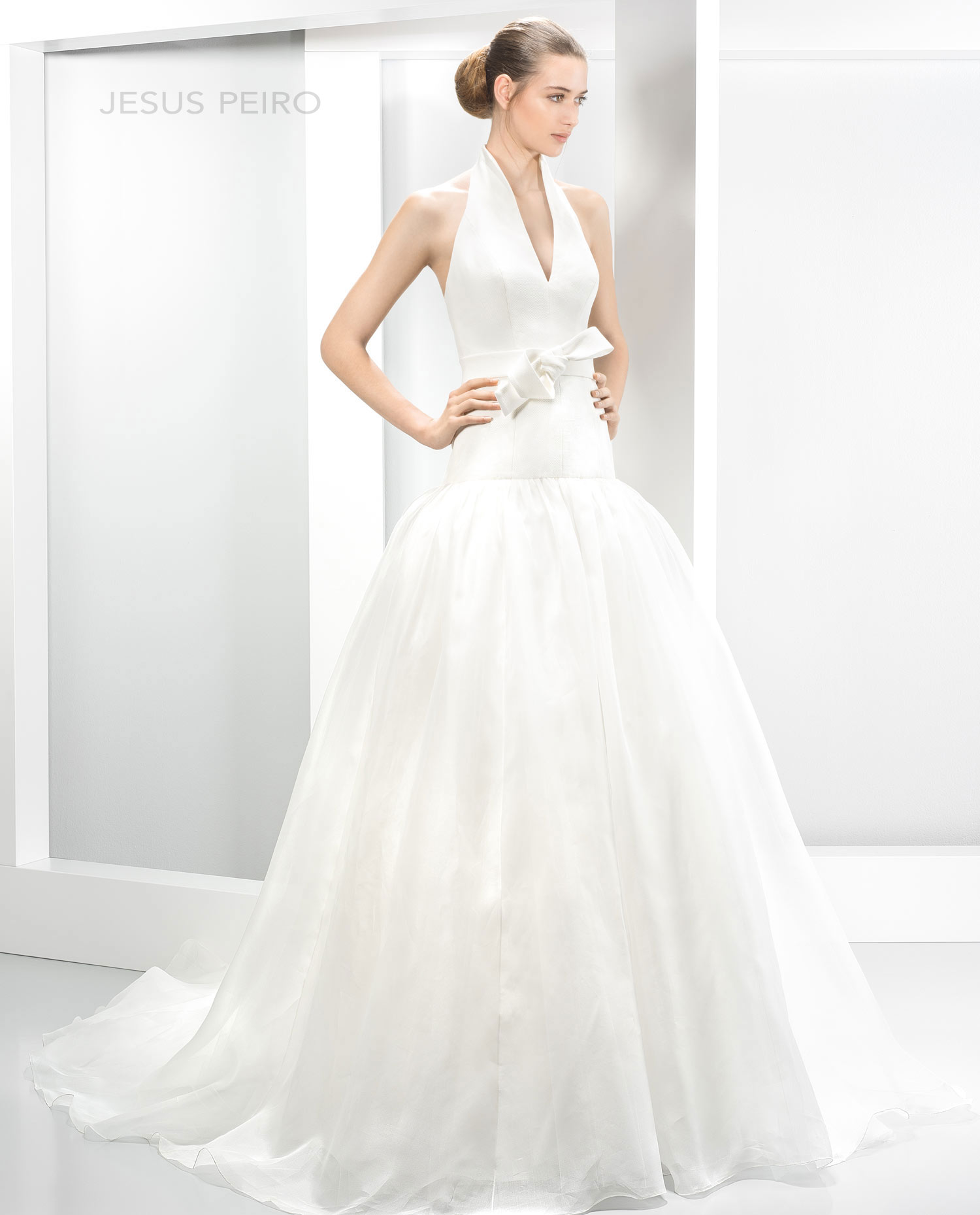 Vestido novia Jesús Peiró Ref.6048