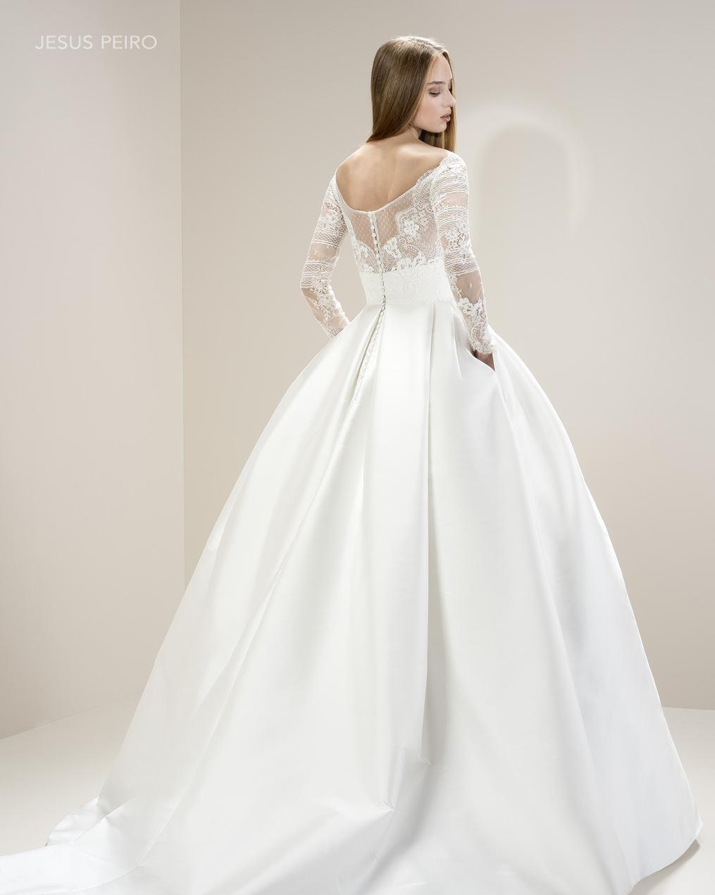 Vestido novia Jesús Peiró Ref.8004
