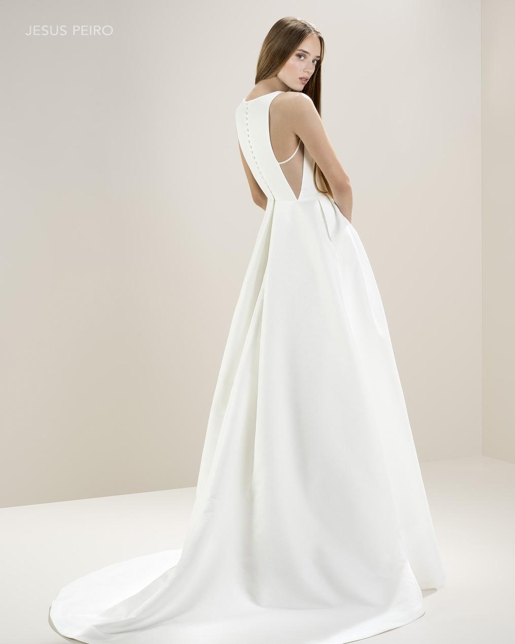 Vestido novia Jesús Peiró Ref.8005