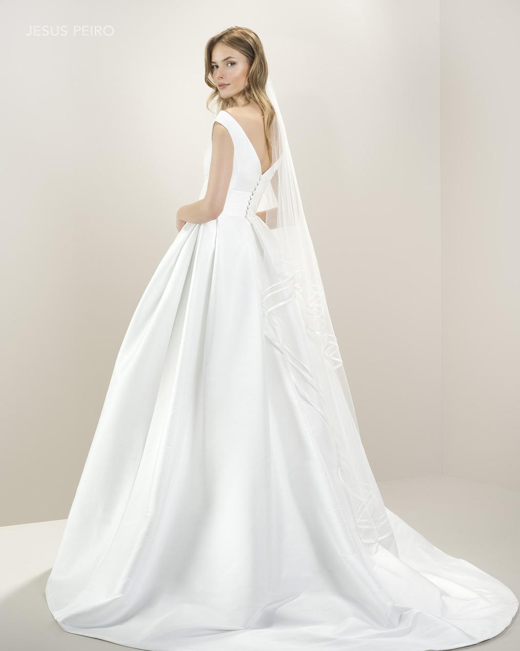Vestido novia Jesús Peiró Ref.8010