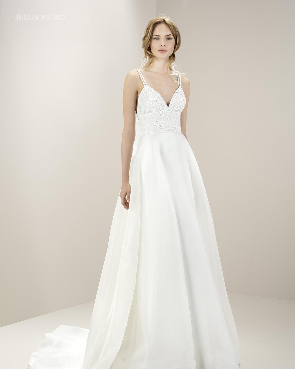 Vestido novia Jesús Peiró Ref.8011