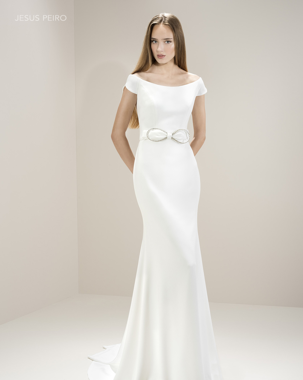 Vestido novia Jesús Peiró Ref.8014