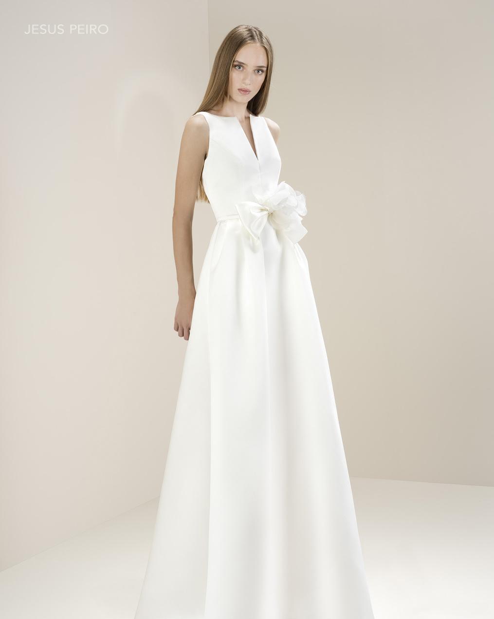 Vestido novia Jesús Peiró Ref.8015