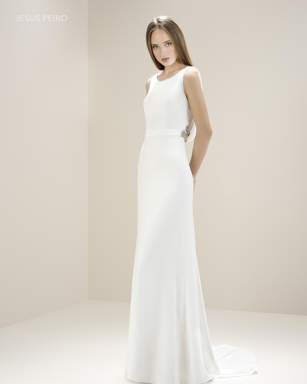 Vestido novia Jesús Peiró Ref.8017