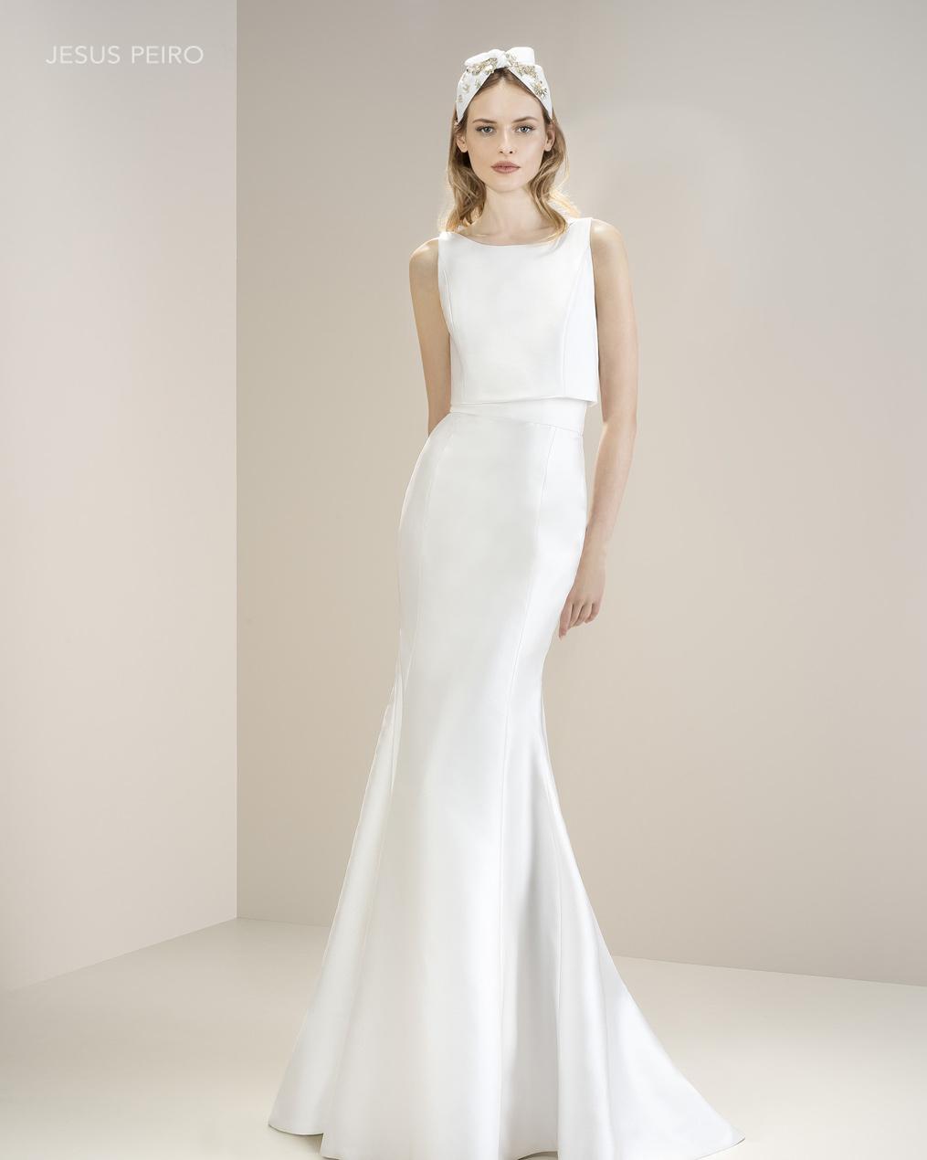 Vestido novia Jesús Peiró Ref.8021