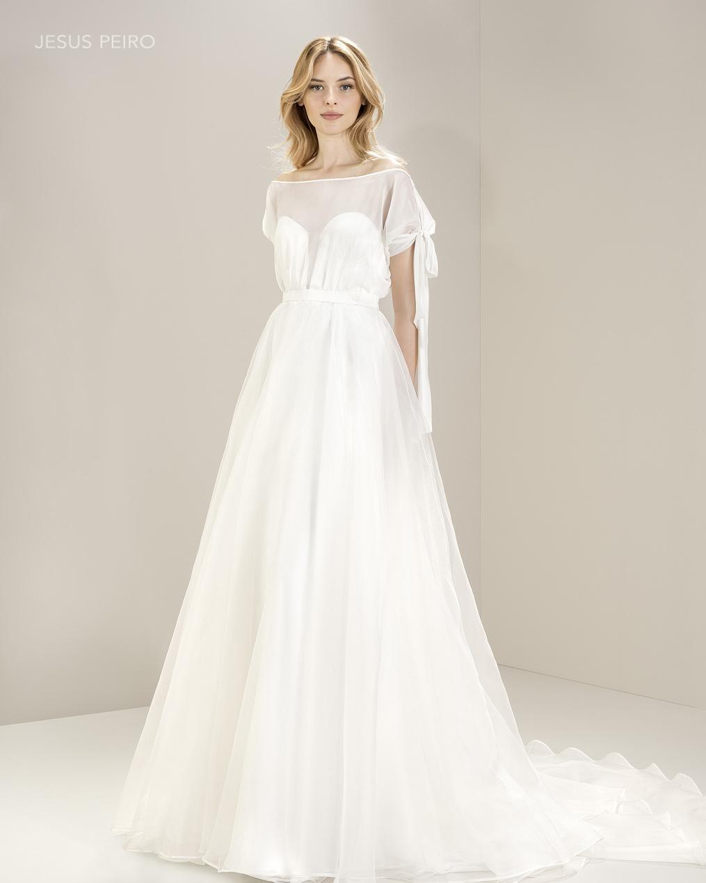 Vestido novia Jesús Peiró Ref.8023