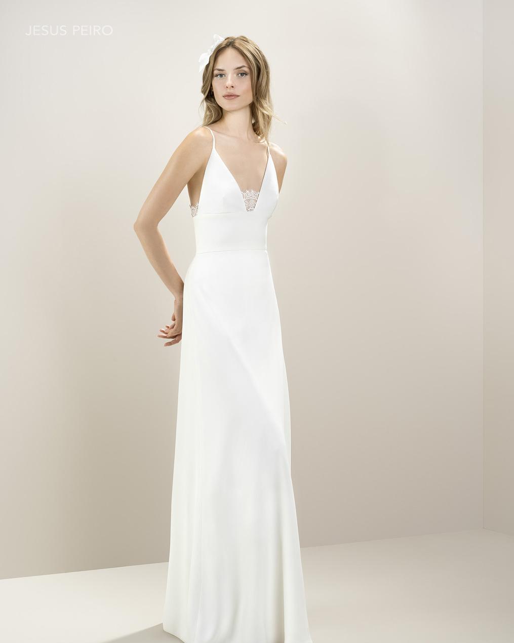 Vestido novia Jesús Peiró Ref.8026