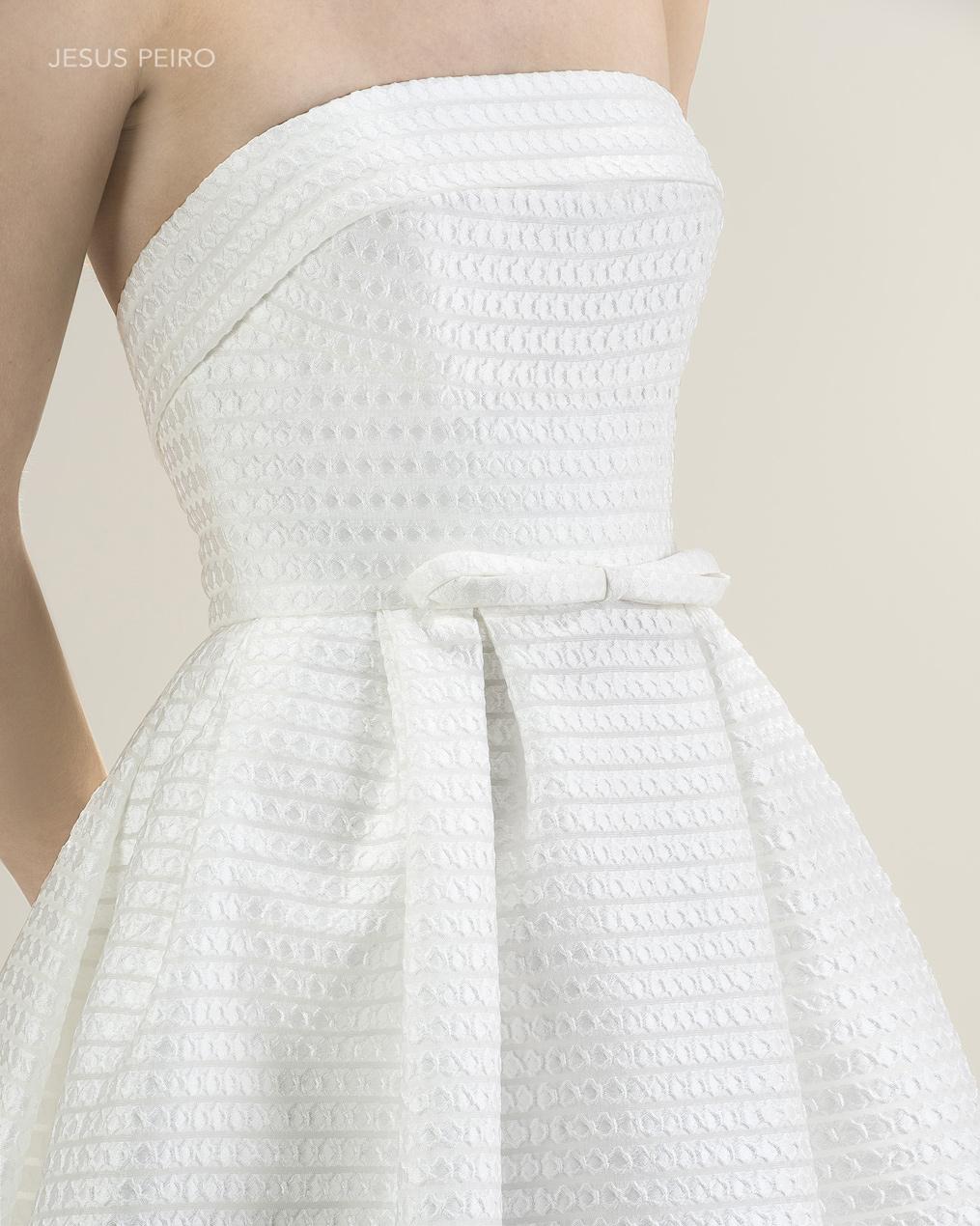 Vestido novia Jesús Peiró Ref.8027