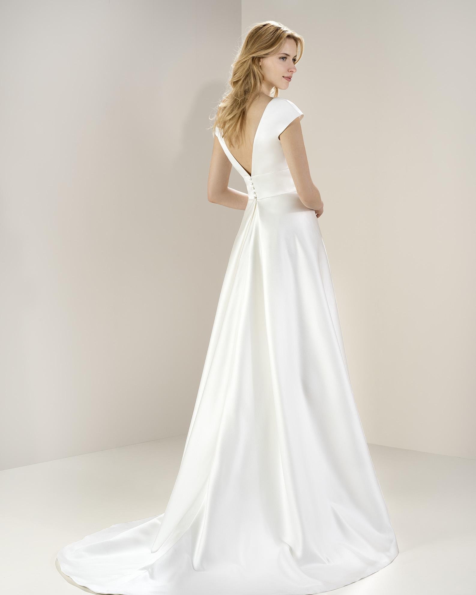 Vestido novia Jesús Peiró Ref.8029