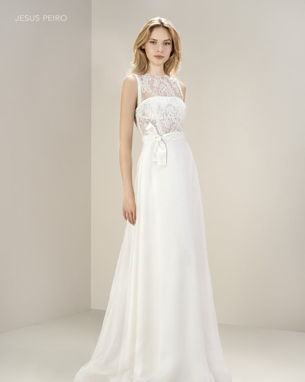 Vestido novia Jesús Peiró Ref.8030