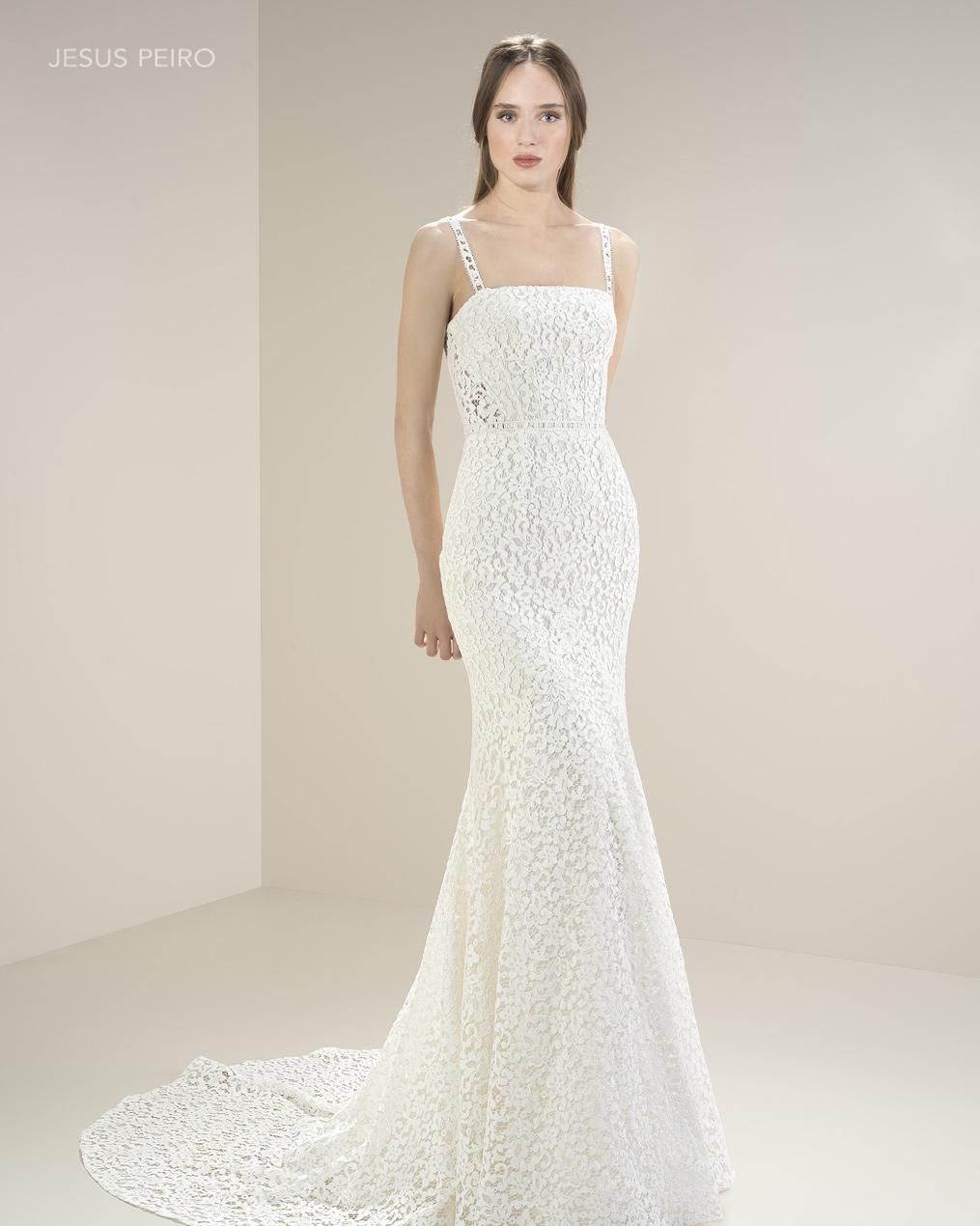 Vestido novia Jesús Peiró Ref.8031