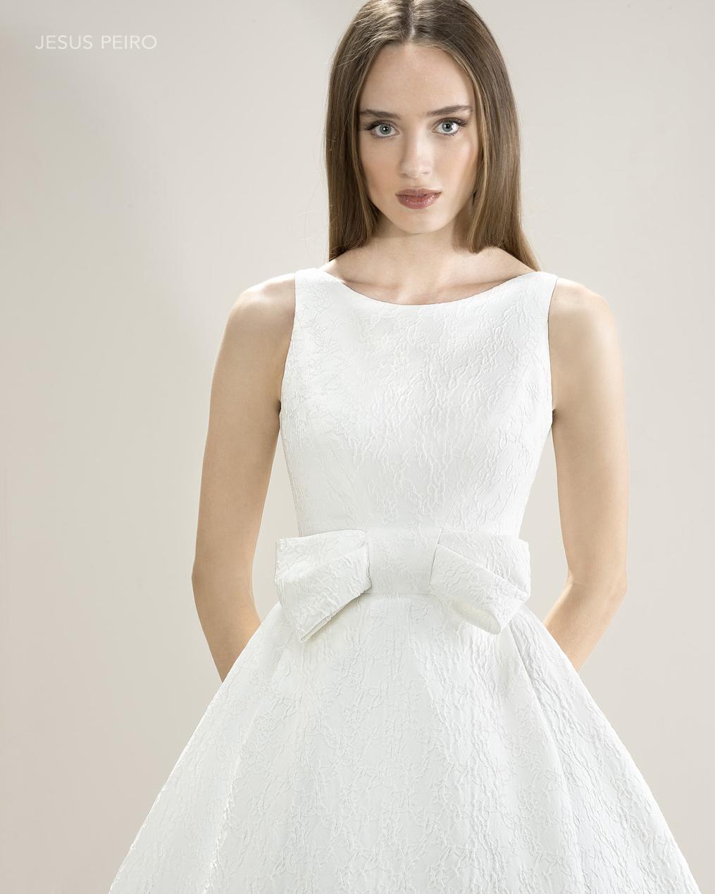 Vestido novia Jesús Peiró Ref.8032