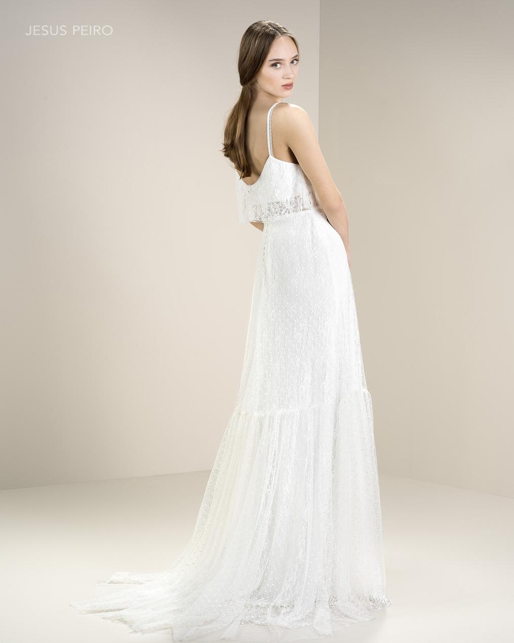 Vestido novia Jesús Peiró Ref.8033