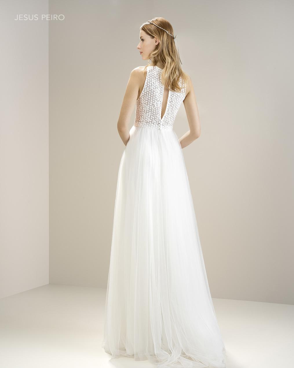 Vestido novia Jesús Peiró Ref.8034