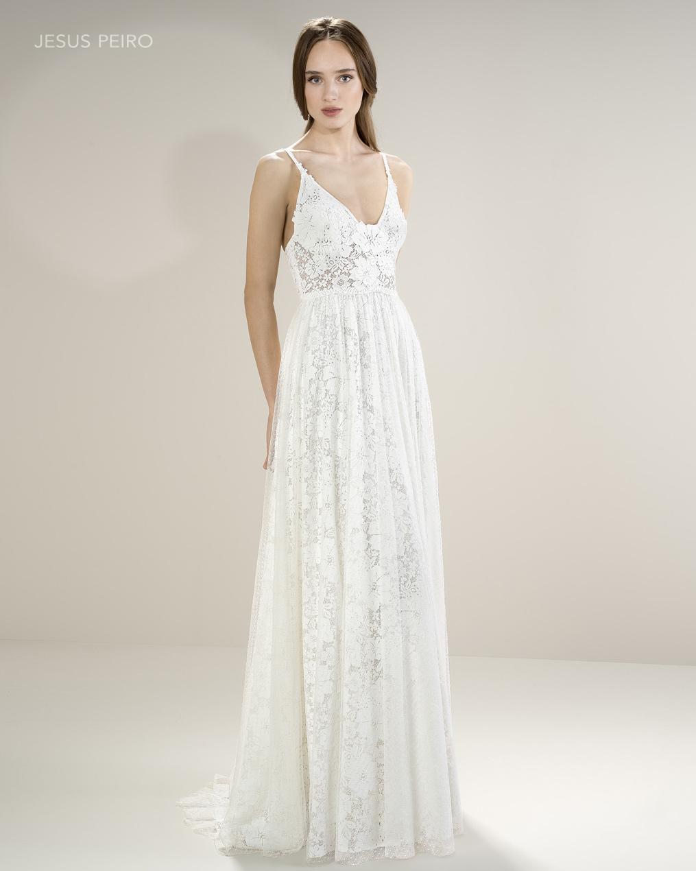 Vestido novia Jesús Peiró Ref.8036
