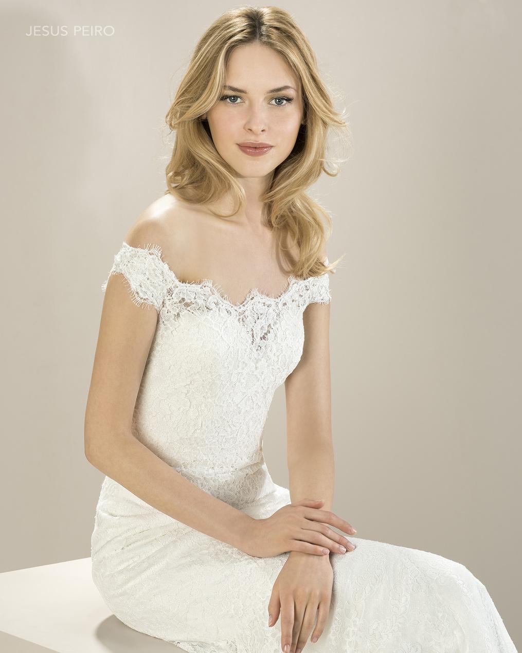 Vestido novia Jesús Peiró Ref.8038