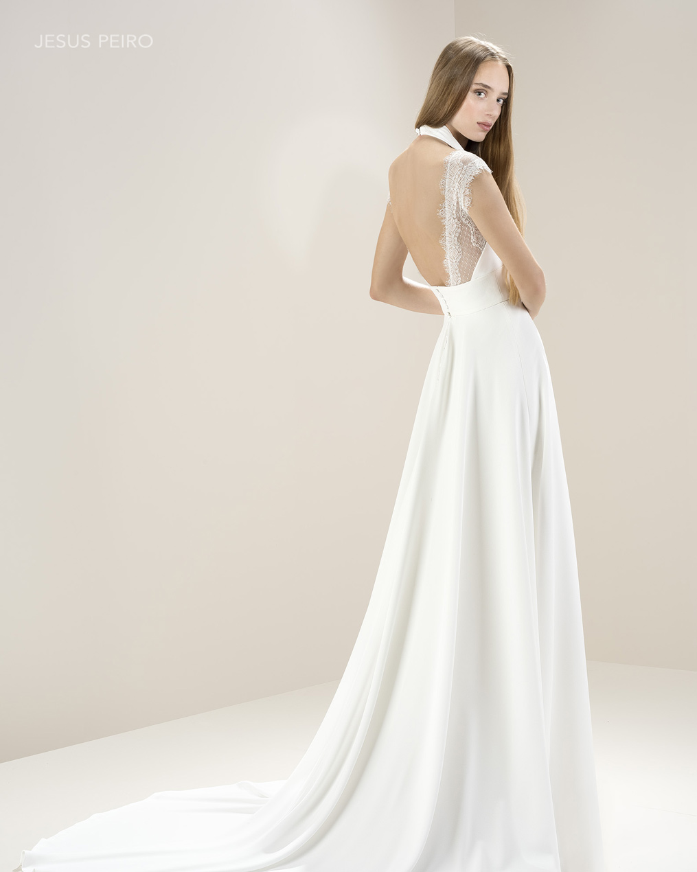 Vestido novia Jesús Peiró Ref.8041