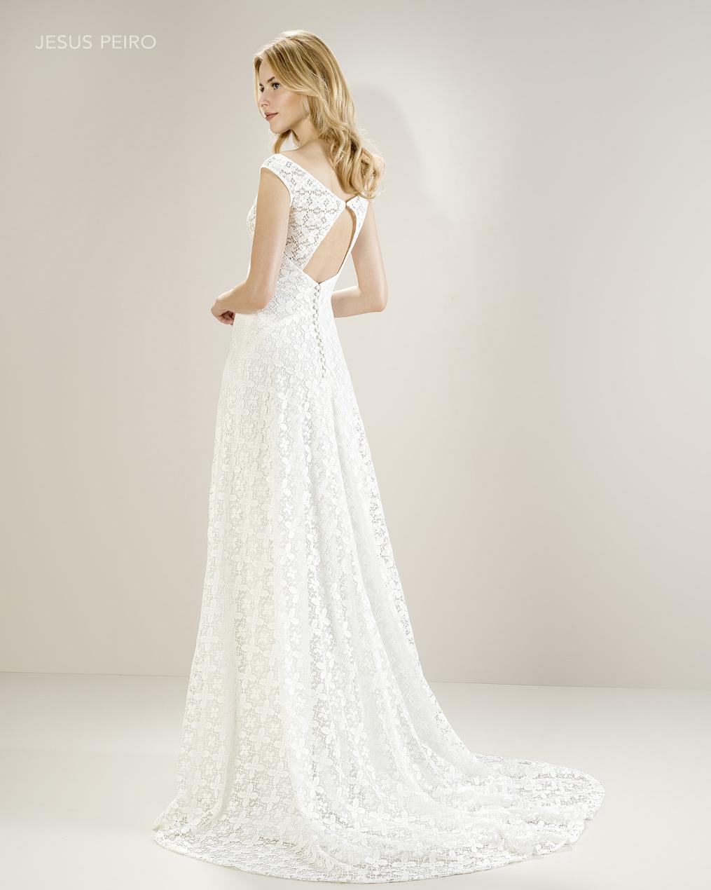 Vestido novia Jesús Peiró Ref.8045