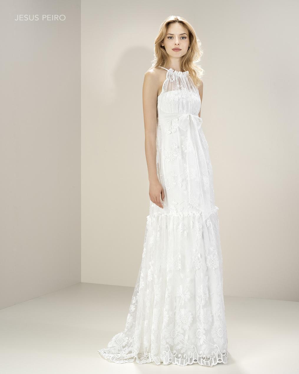 Vestido novia Jesús Peiró Ref.8049