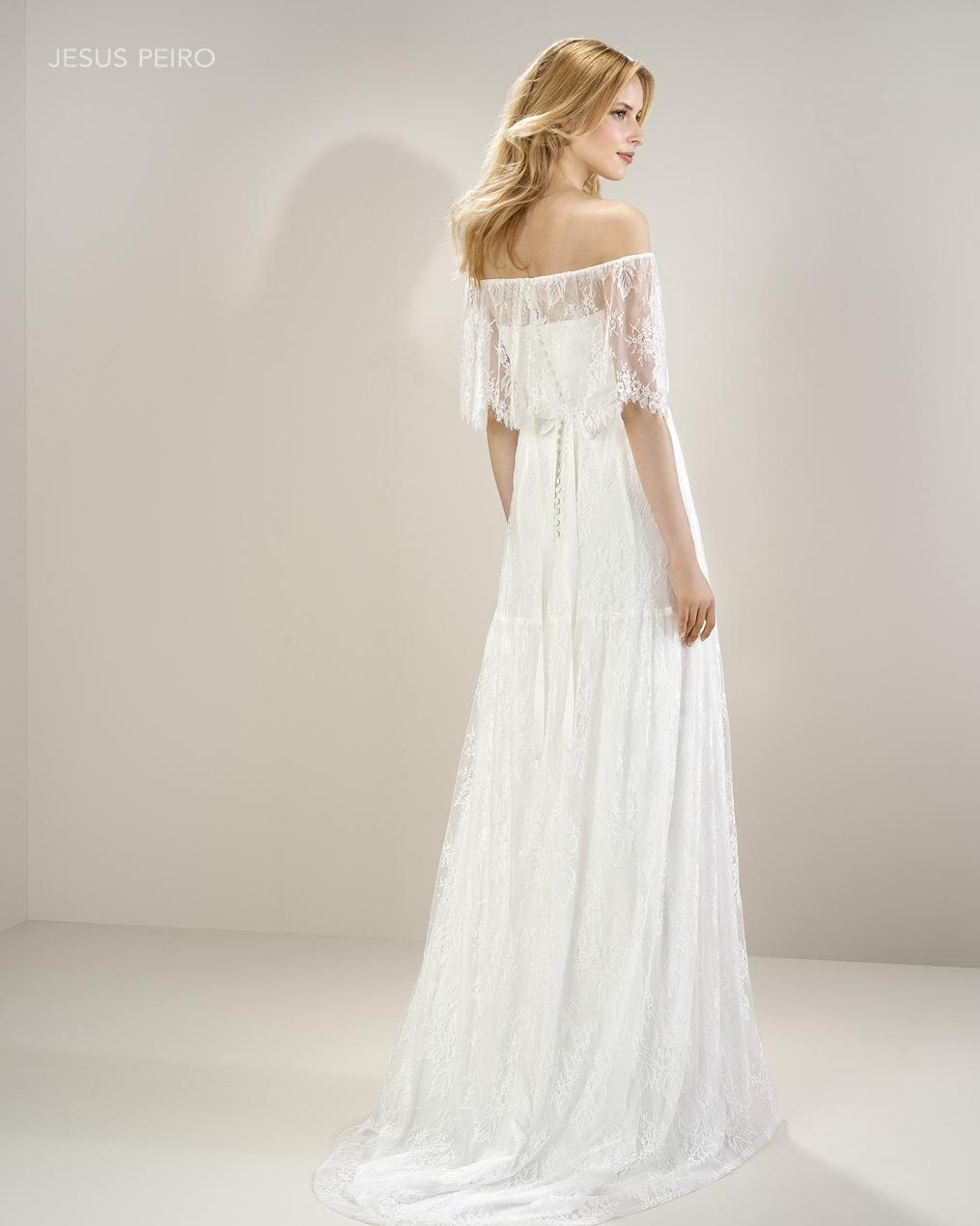 Vestido novia Jesús Peiró Ref.8055