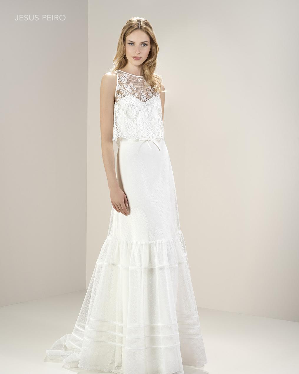 Vestido novia Jesús Peiró Ref.8061