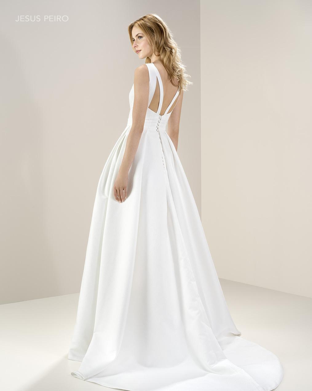 Vestido novia Jesús Peiró Ref.8062