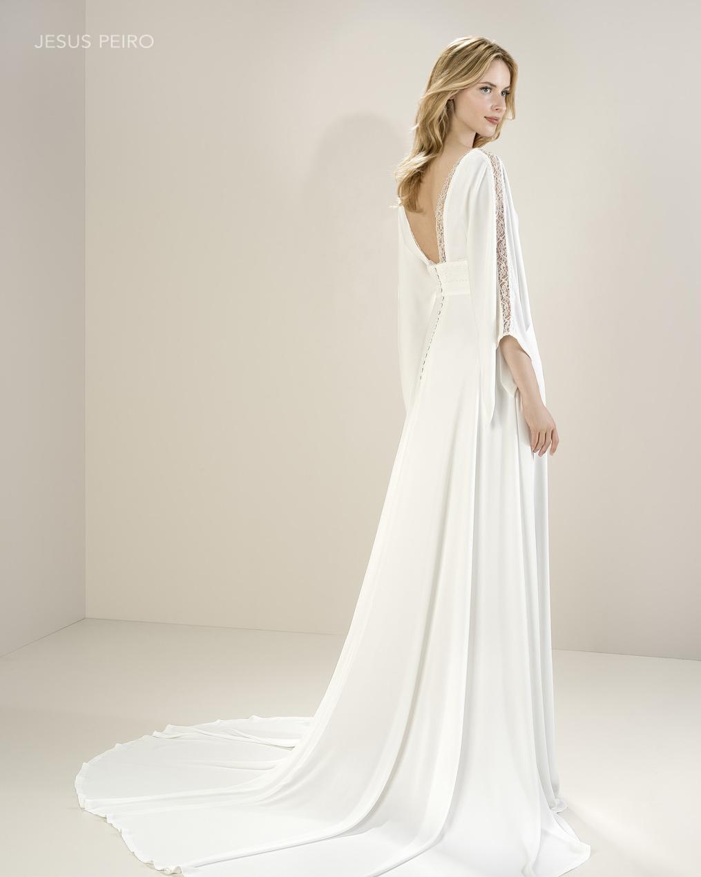 Vestido novia Jesús Peiró Ref.8063