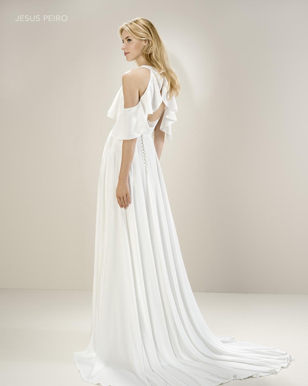 Vestido novia Jesús Peiró Ref.8064