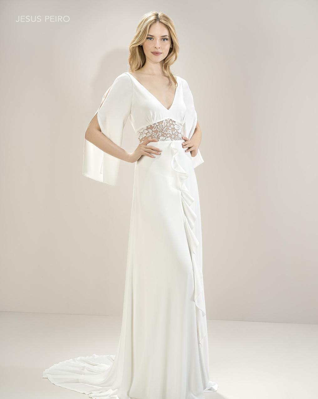 Vestido novia Jesús Peiró Ref.8065