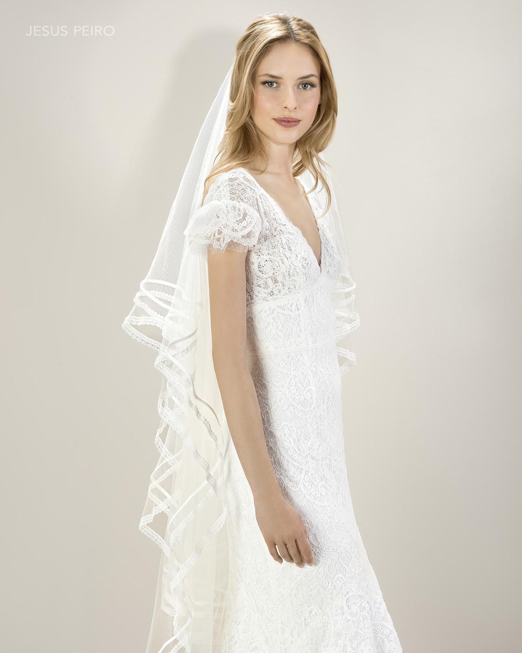 Vestido novia Jesús Peiró Ref.8067