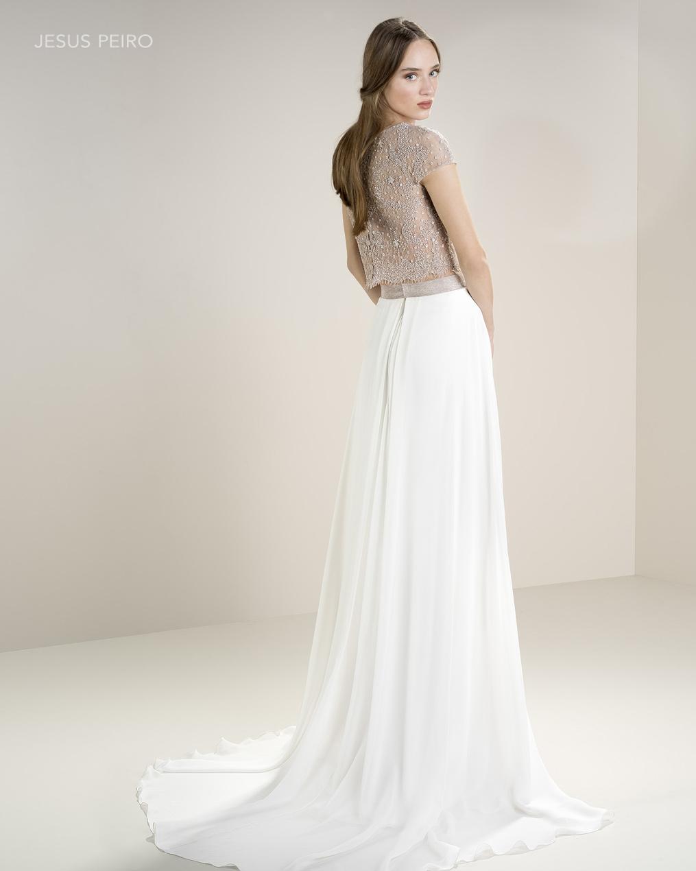 Vestido novia Jesús Peiró Ref.8068