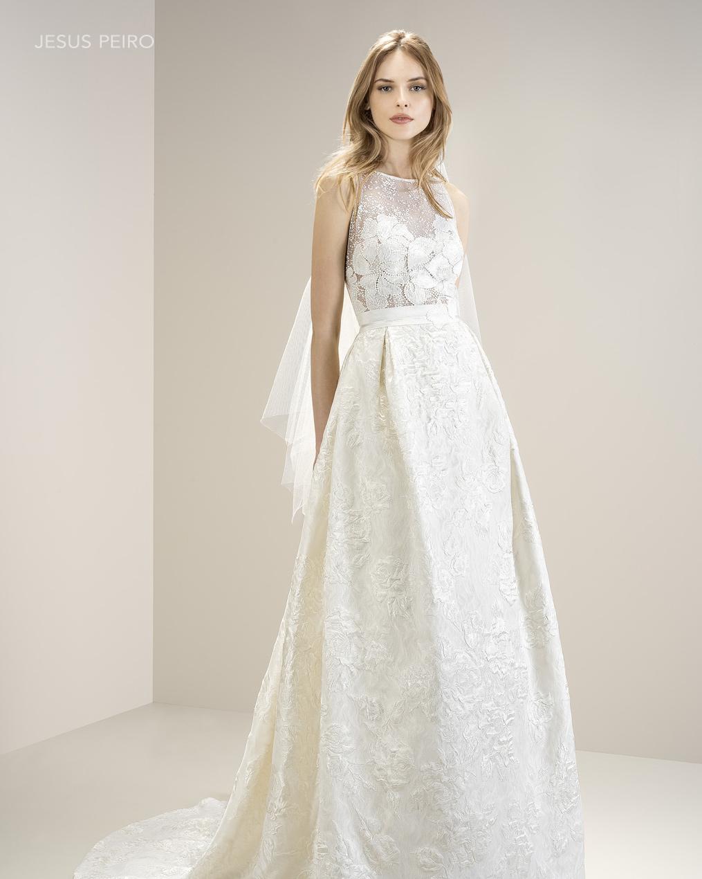 Vestido novia Jesús Peiró Ref.8073