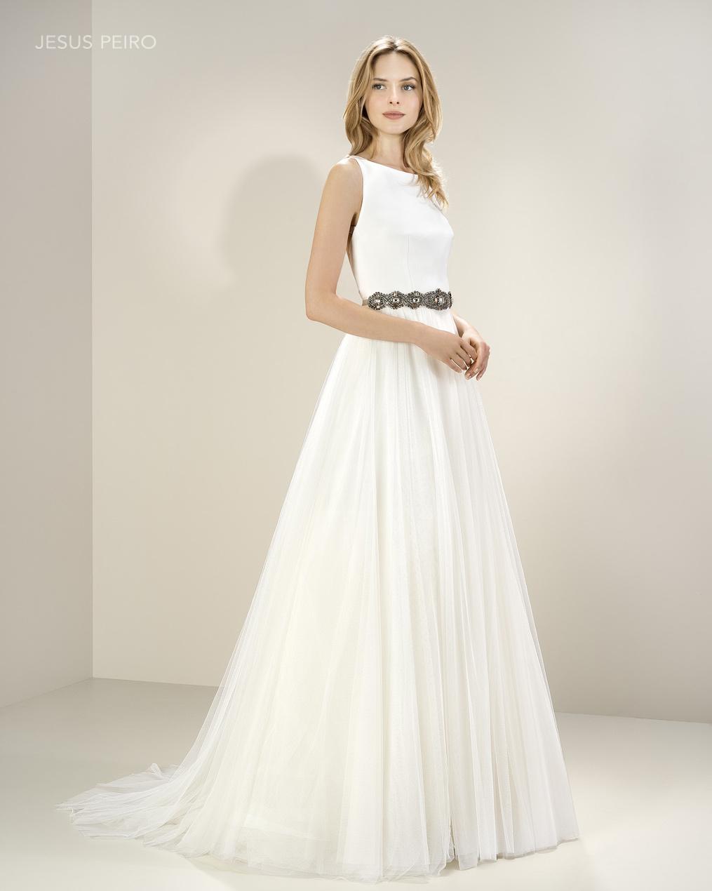 Vestido novia Jesús Peiró Ref.8074