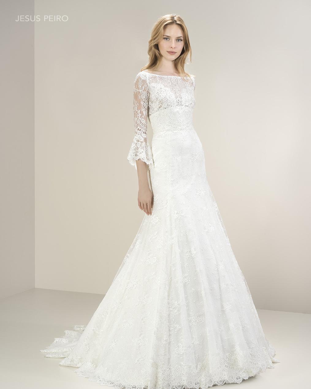Vestido novia Jesús Peiró Ref.8076