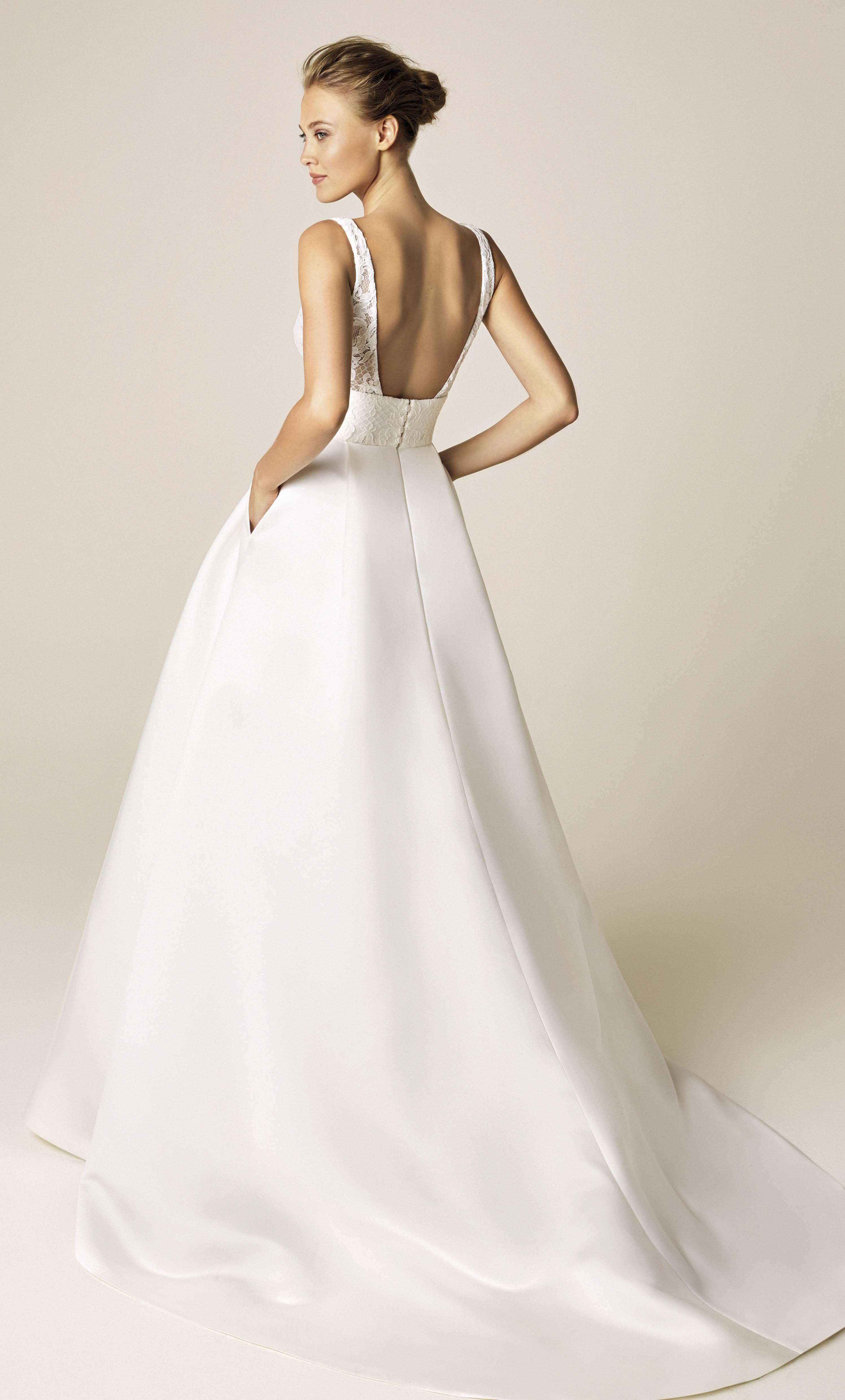 Vestido novia Jesús Peiró Ref.961