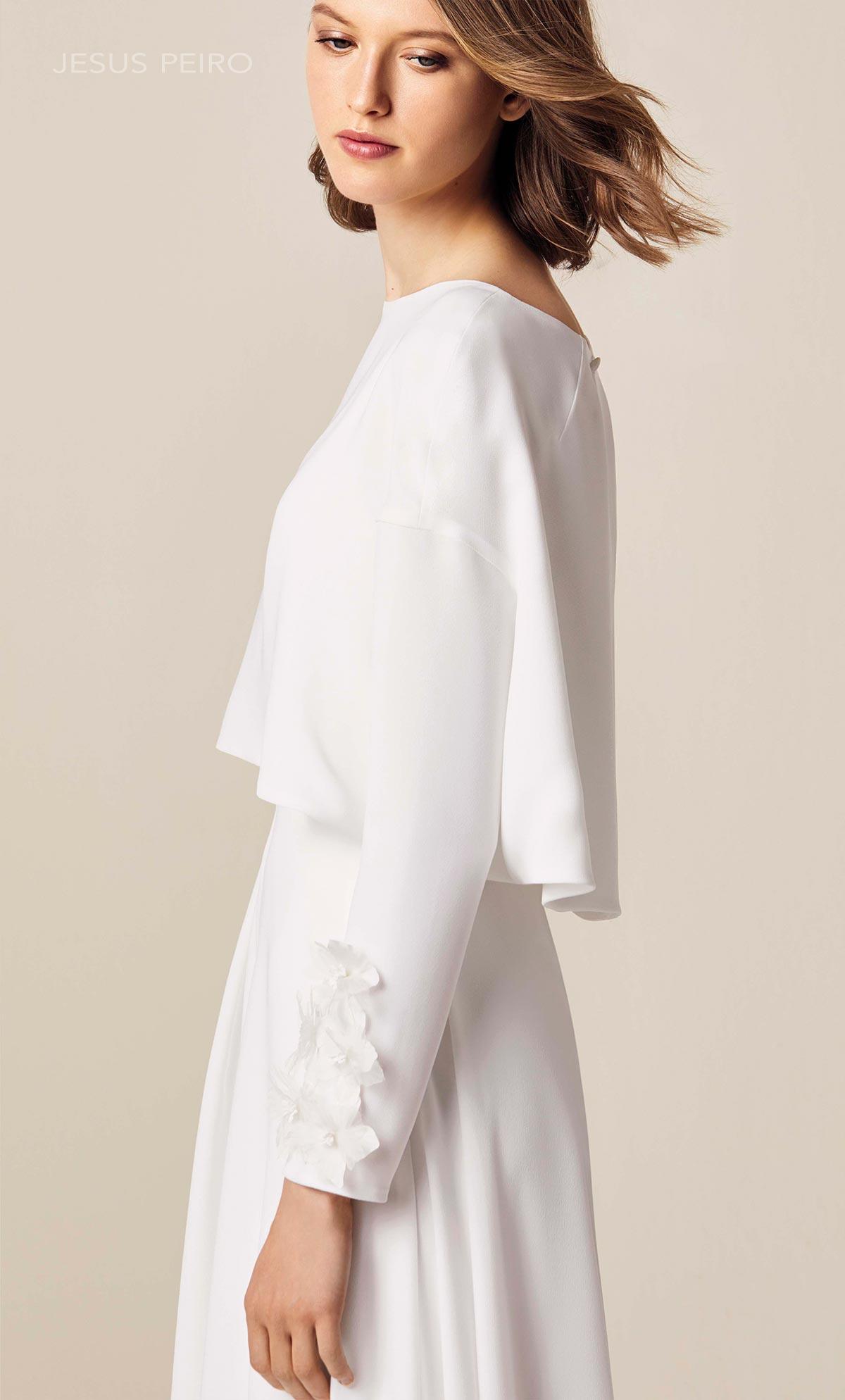Vestido novia Jesús Peiró Ref.905