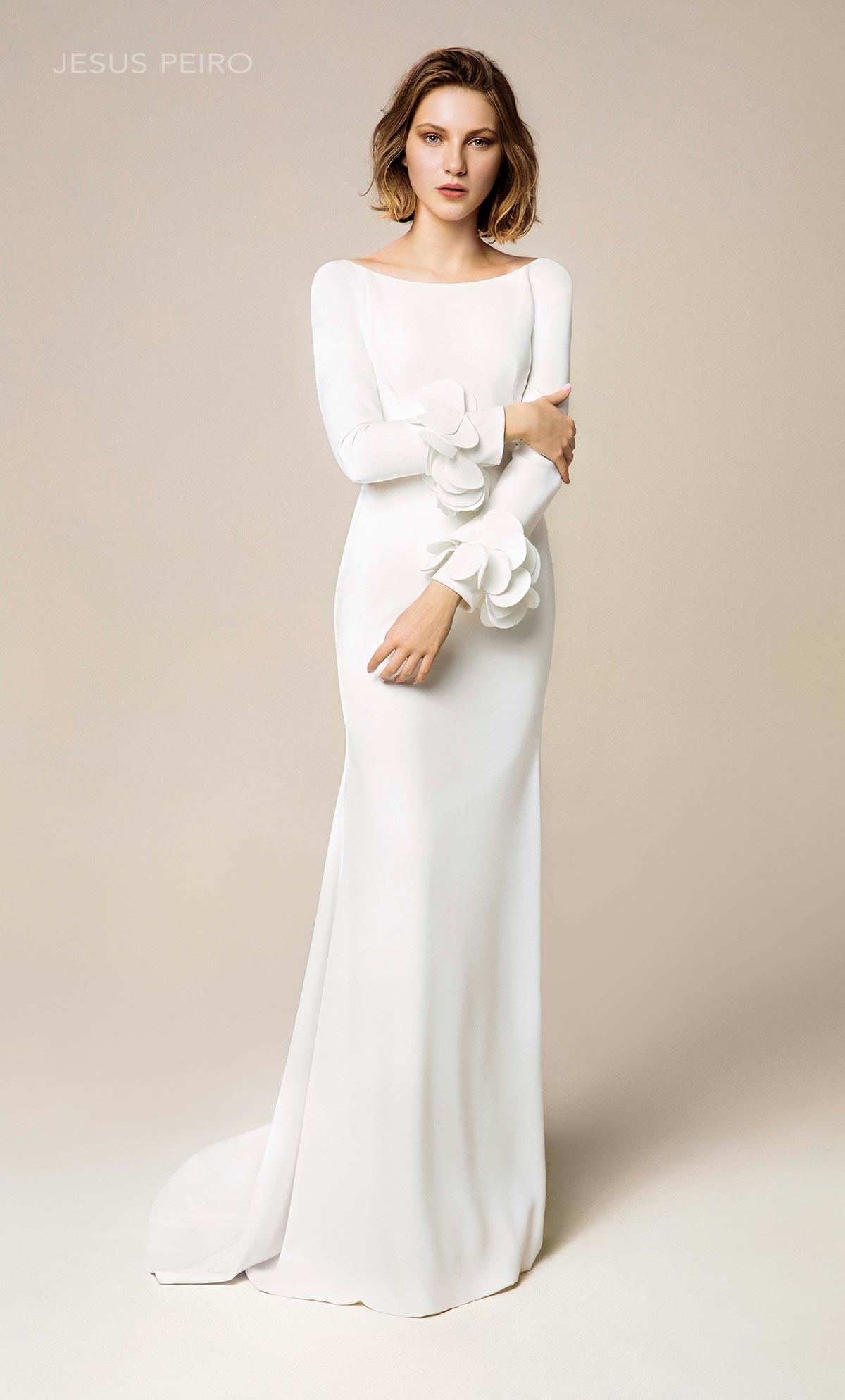 Vestido novia Jesús Peiró Ref.911