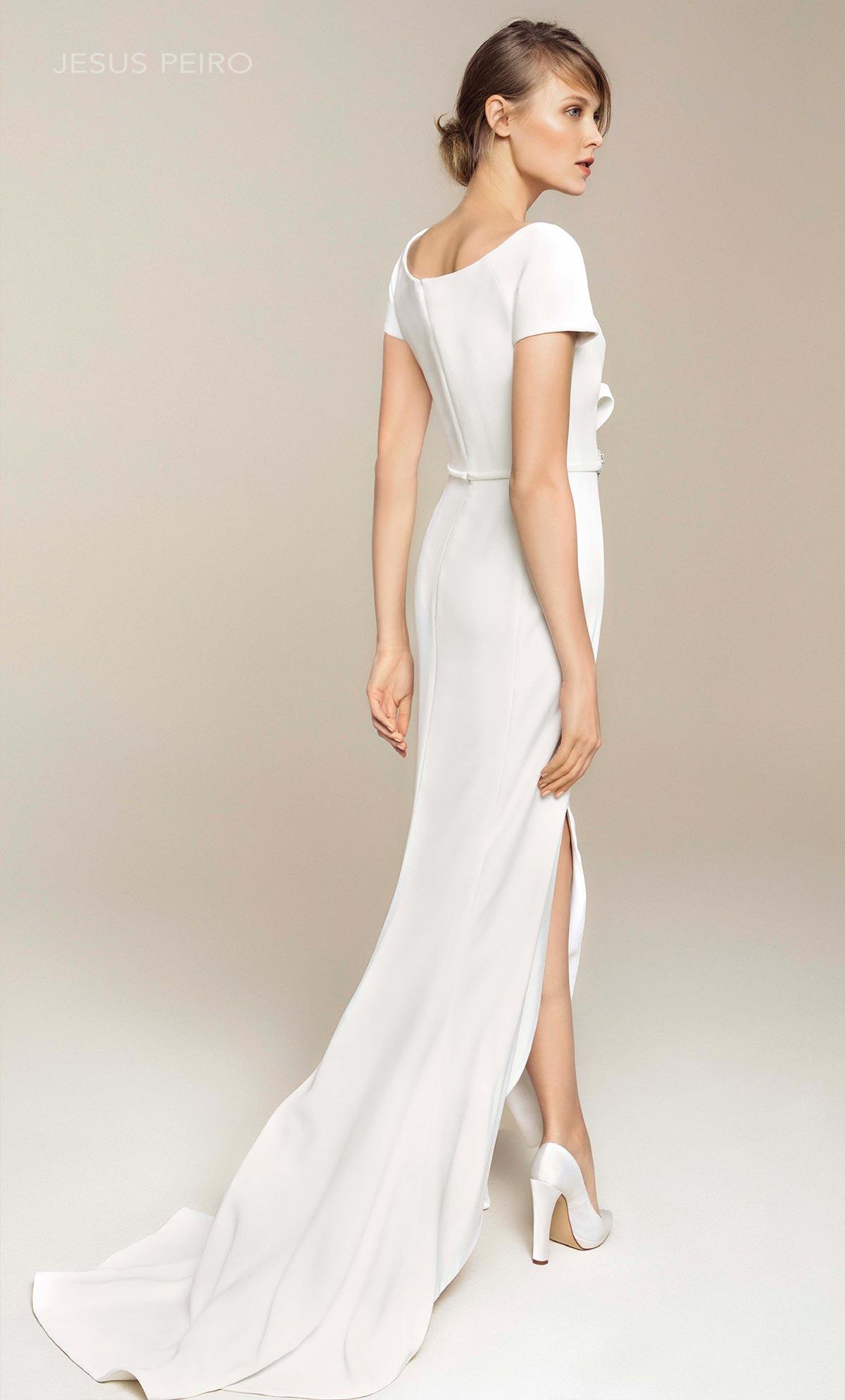 Vestido novia Jesús Peiró Ref.912