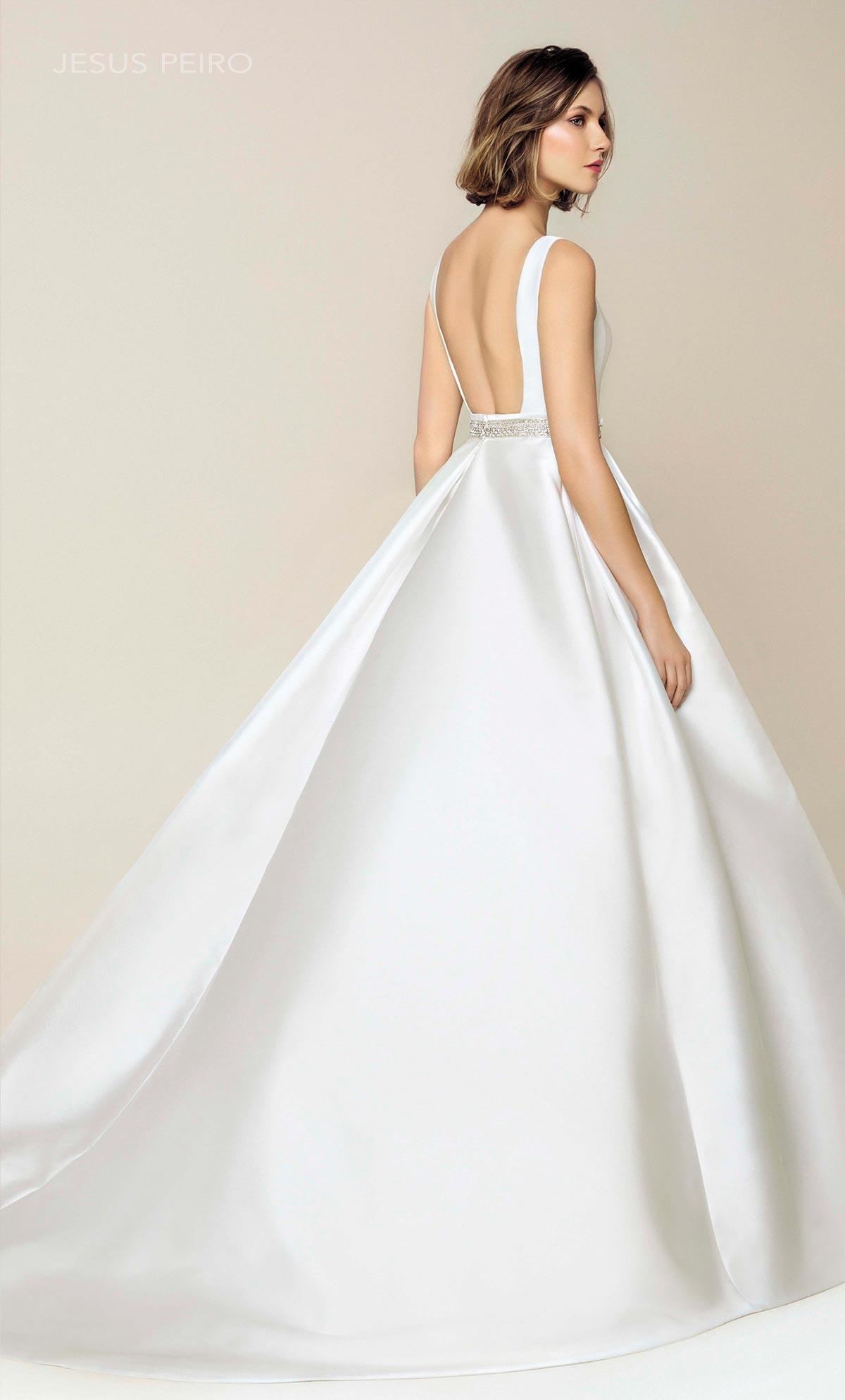 Vestido novia Jesús Peiró Ref.913