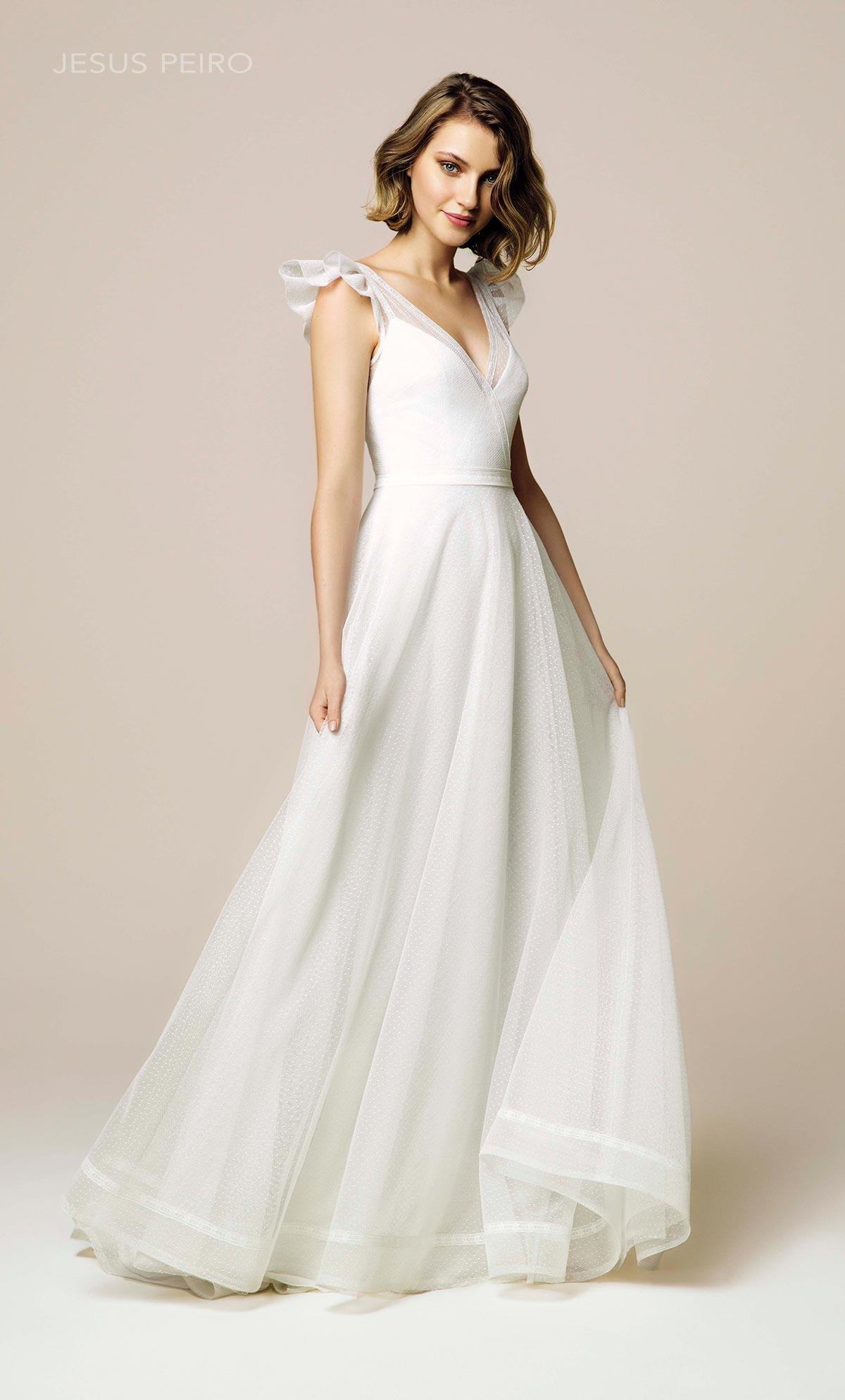 Vestido novia Jesús Peiró Ref.916