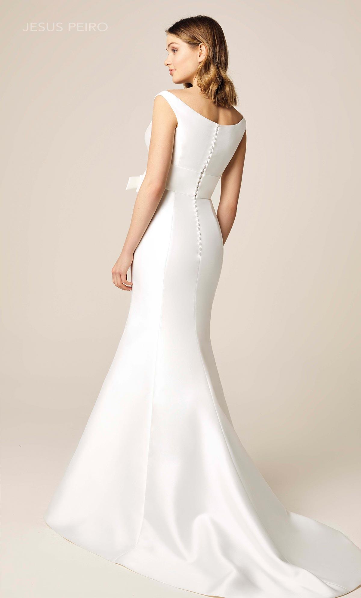 Vestido novia Jesús Peiró Ref.921