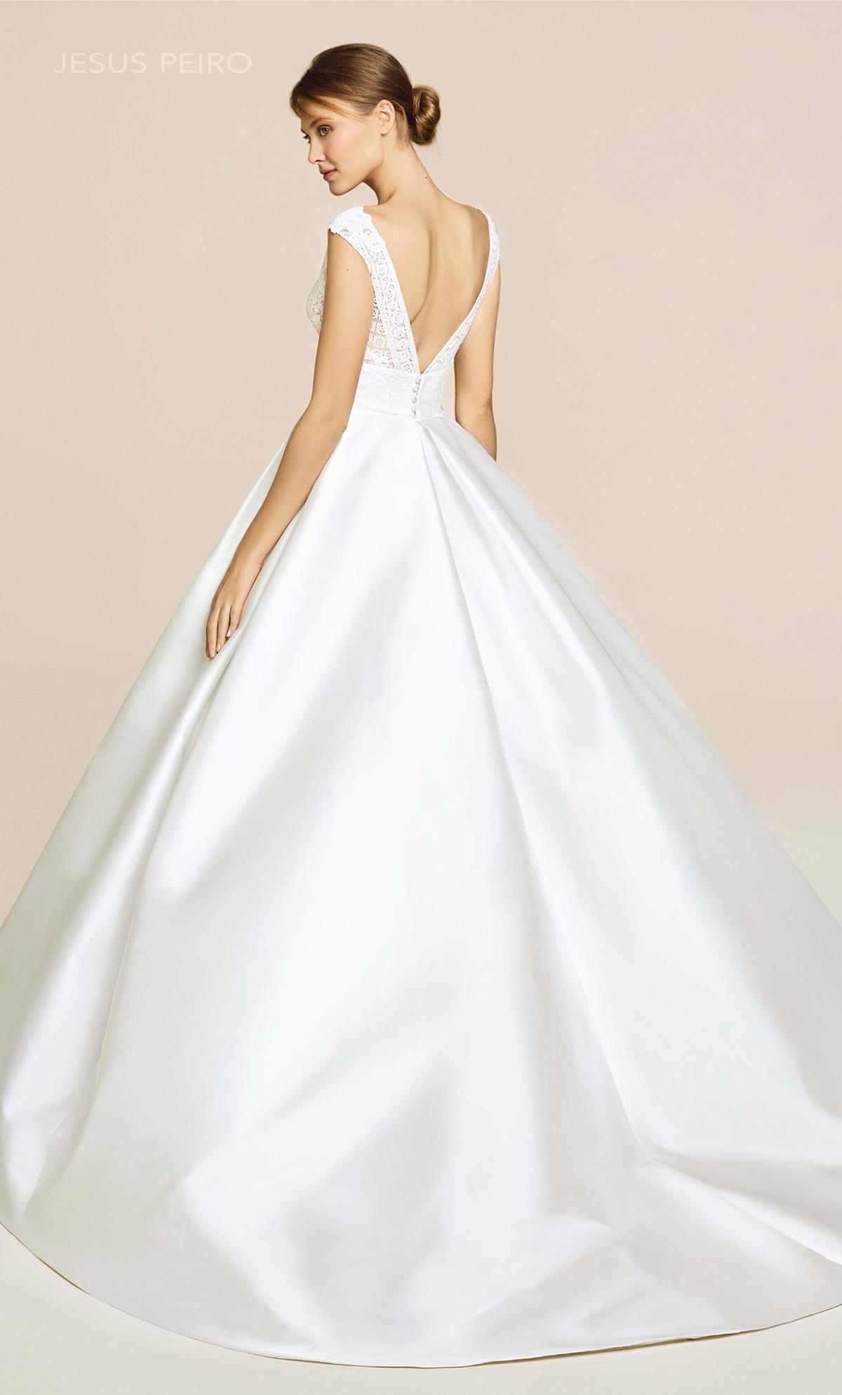Vestido novia Jesús Peiró Ref.922