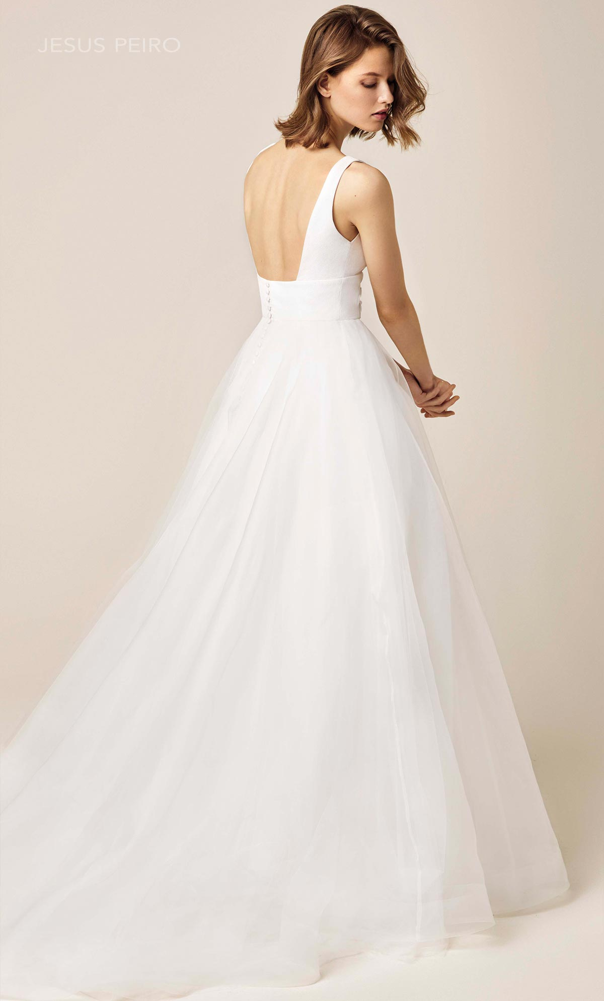 Vestido novia Jesús Peiró Ref.926