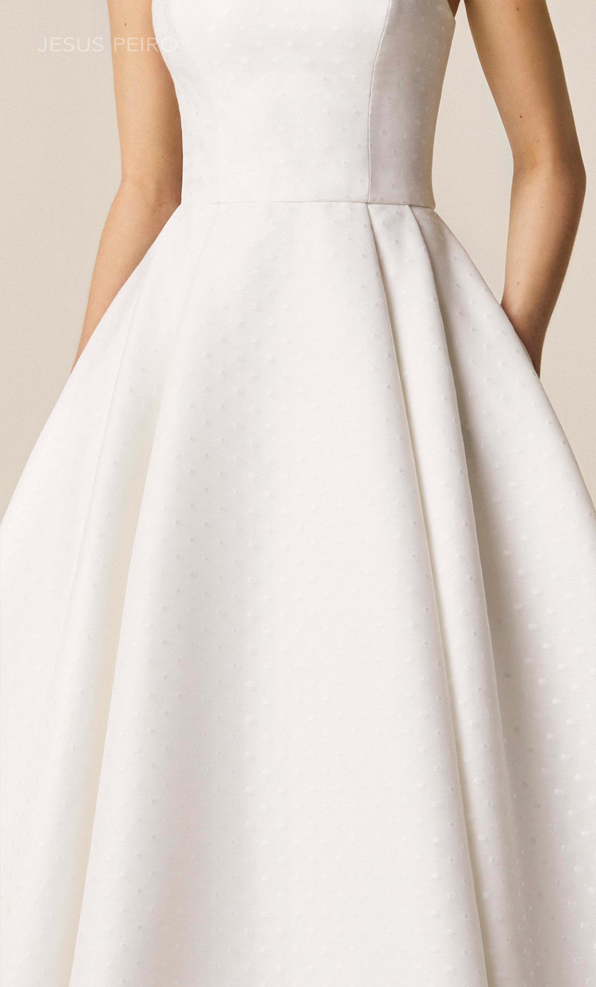 Vestido novia Jesús Peiró Ref.927