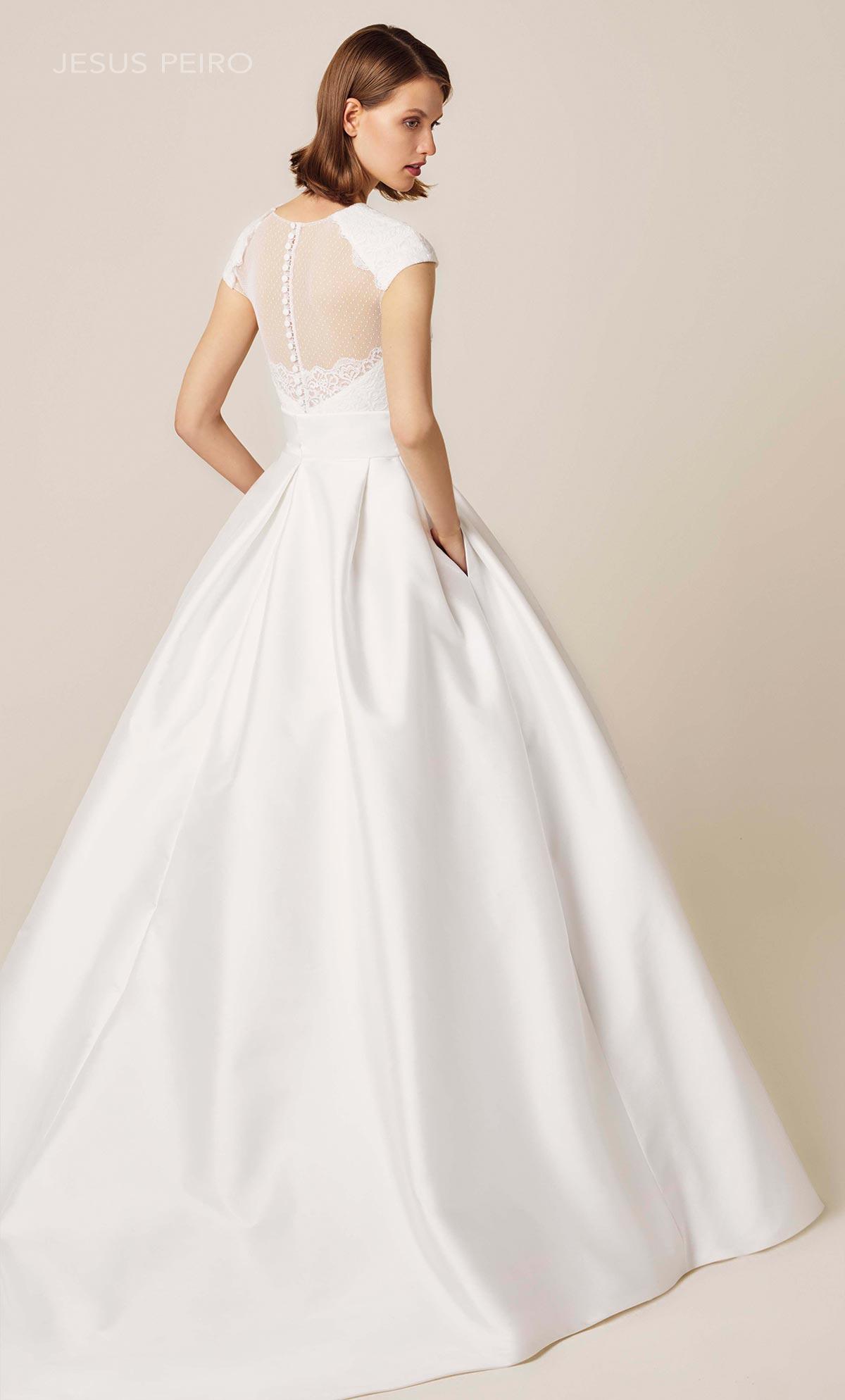 Vestido novia Jesús Peiró Ref.944