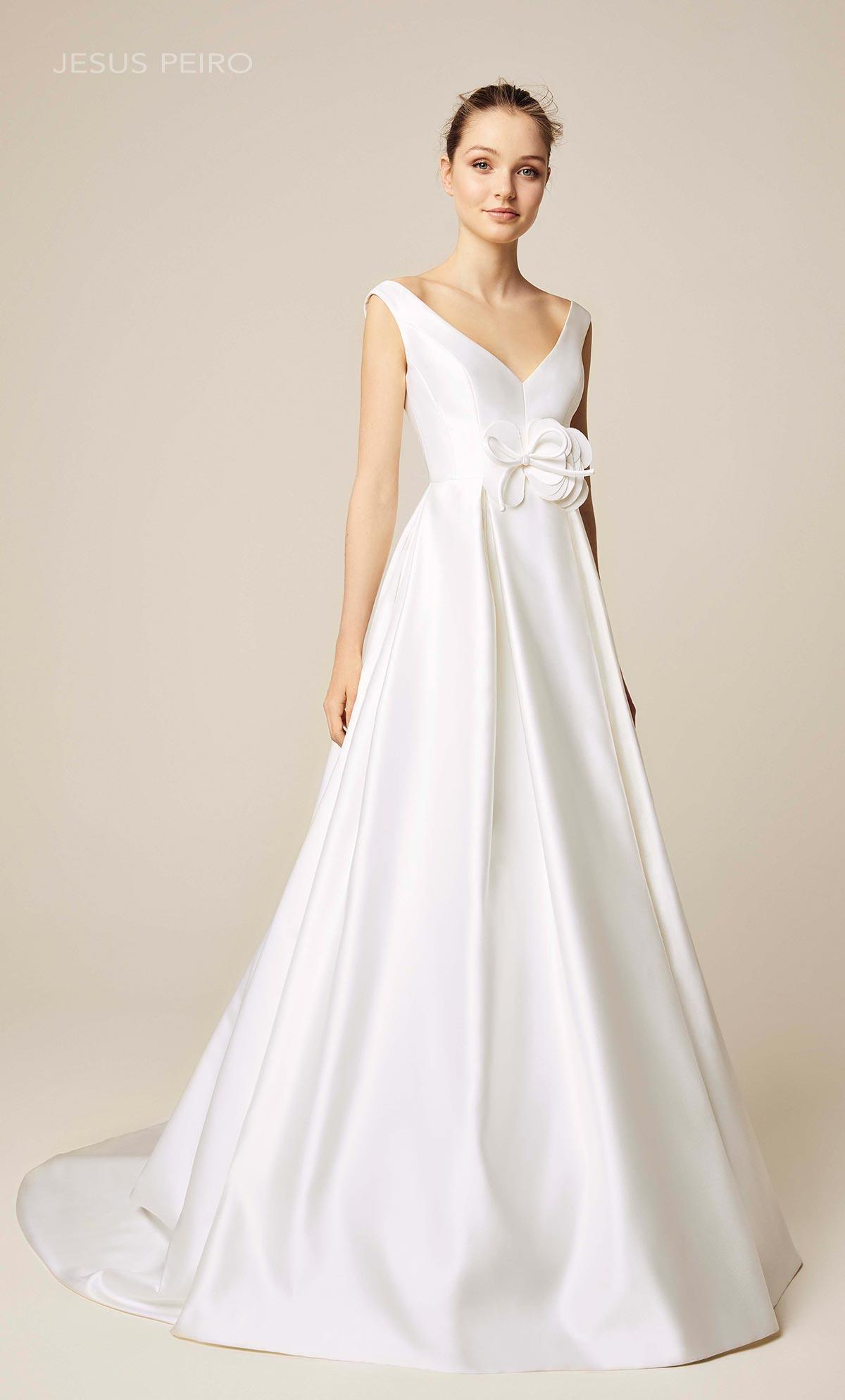 Vestido novia Jesús Peiró Ref.950