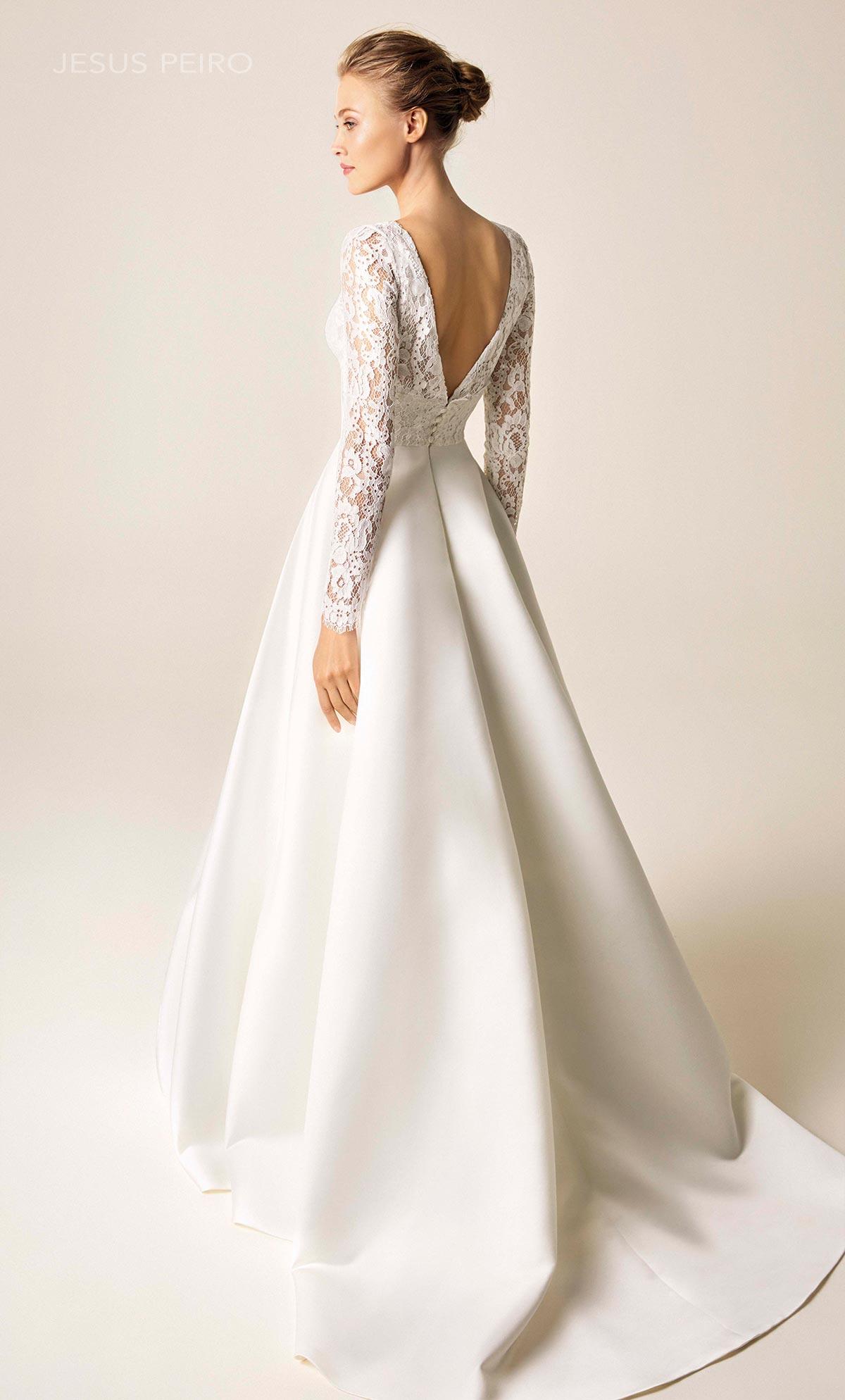 Vestido novia Jesús Peiró Ref.954