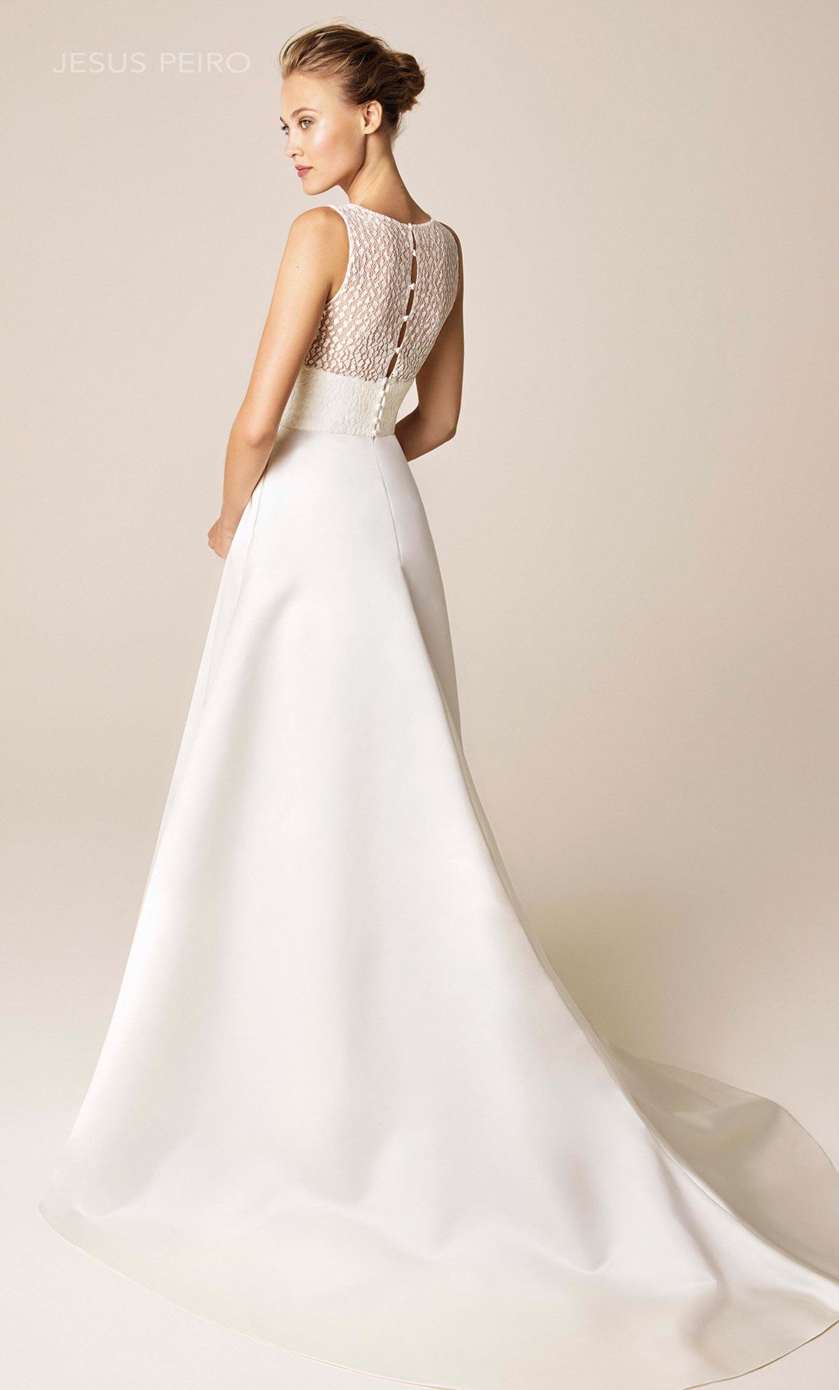 Vestido novia Jesús Peiró Ref.965