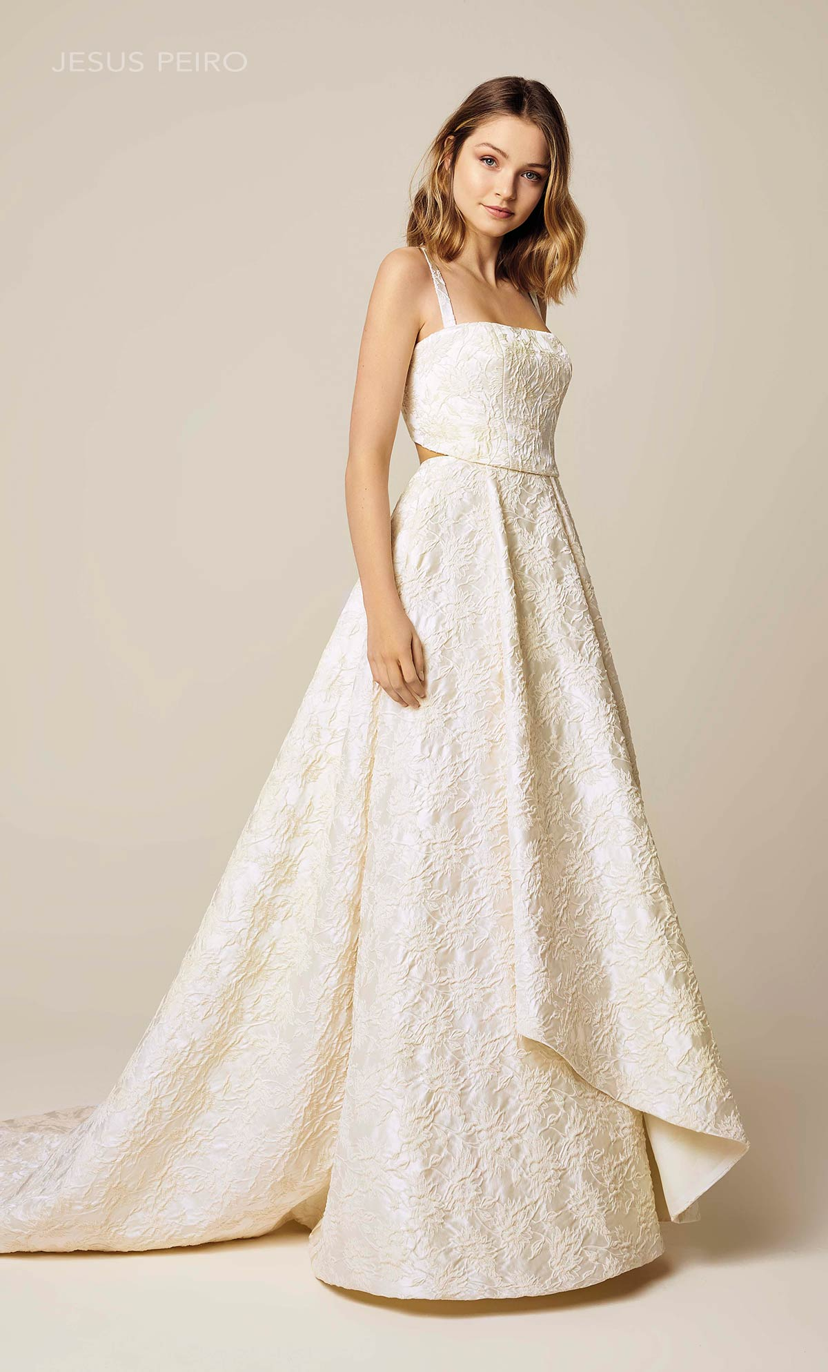Vestido novia Jesús Peiró Ref.969